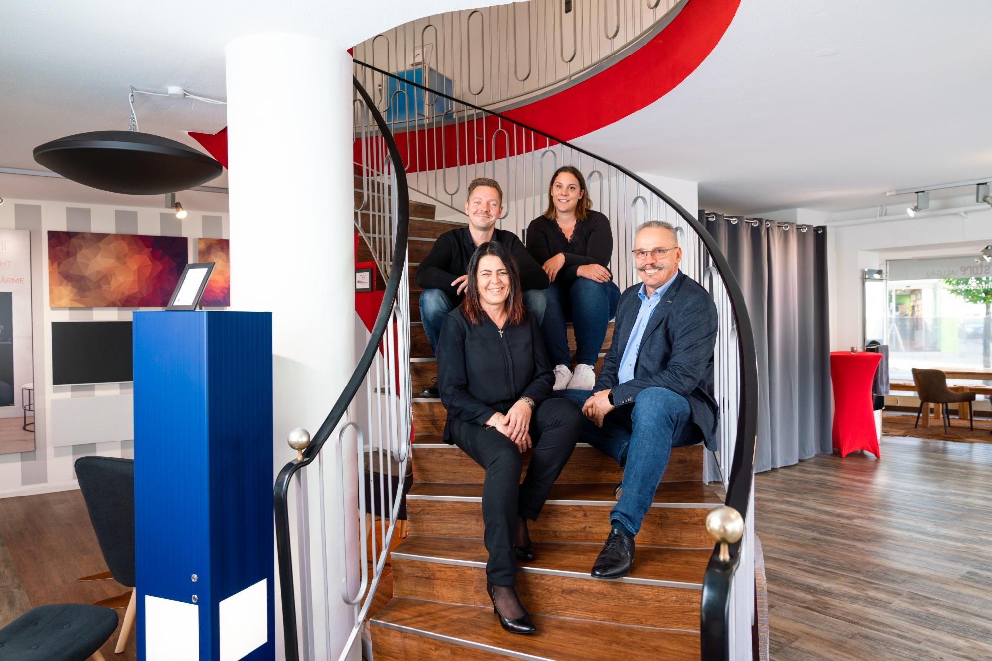 Team Redwellstore Allgäu